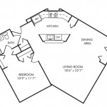 One Bedroom - Corner Unit